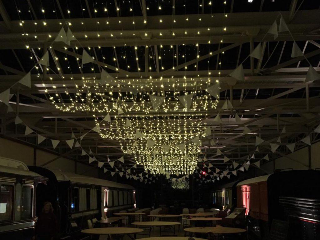 Fairylight Canopy