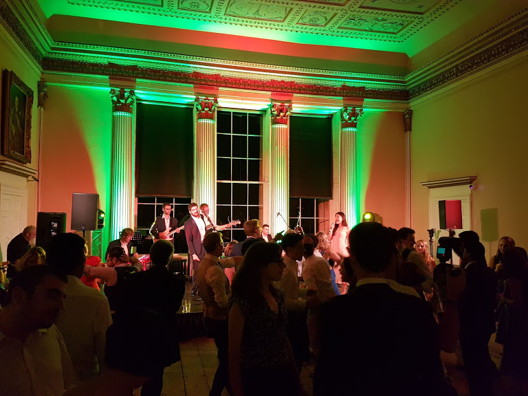 Stowe House - Function Band